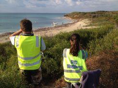 End of the Australian sea lion fieldwork season